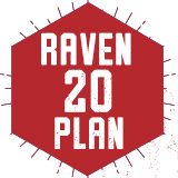 Faculty & Staff:  The Raven 20
