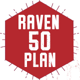 Faculty & Staff:  The Raven 50